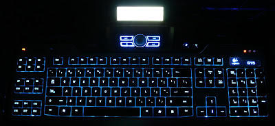 Cause And Defect Logitech G15 Gaming Keyboard Review