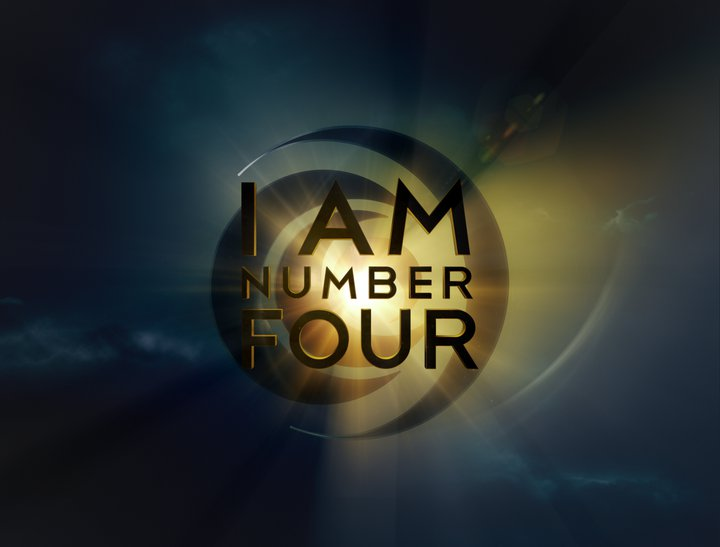i am number 4 logo - photo #4