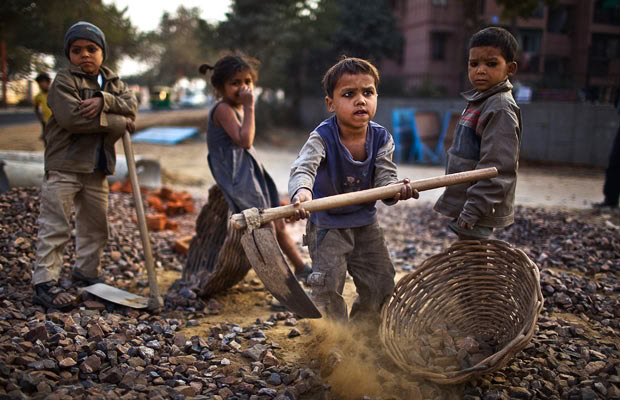 Stop Forced Child Labour