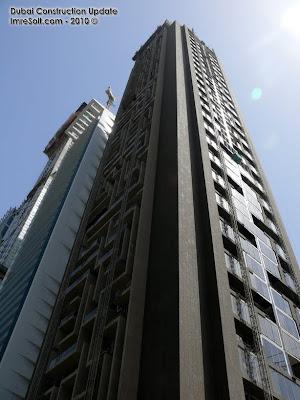 Dubai Construction Update: Al Rostamani Maze Tower,Sheikh
