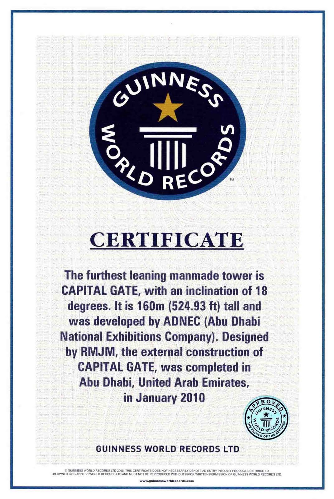 guinness world records hardest degree