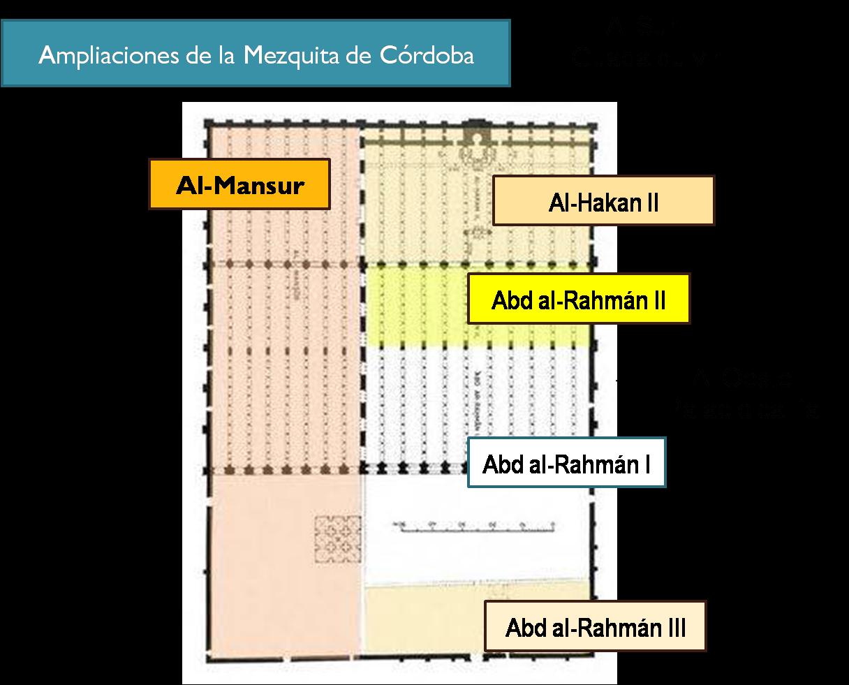 Historia del arte - Mezquita de cordoba de noche ...