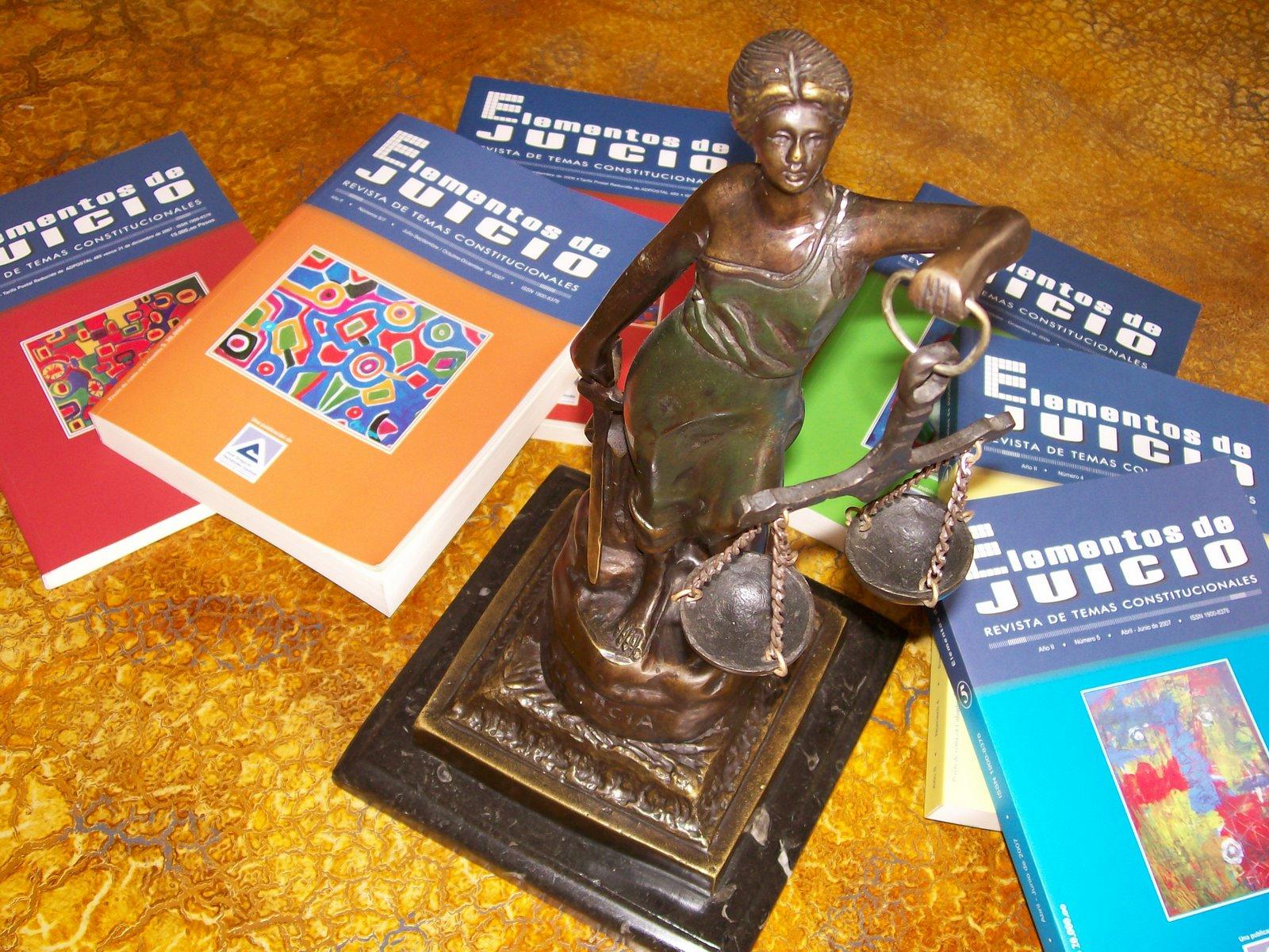 LEA ELEMENTOS DE JUICIO - Revista de temas constitucionales-