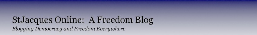 StJacques Online:  A Freedom Blog