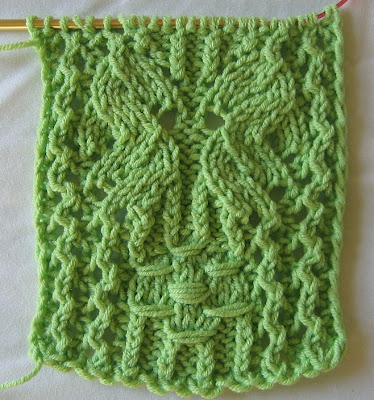 Knitting Pattern Book Cover : knit swatch Book Covers