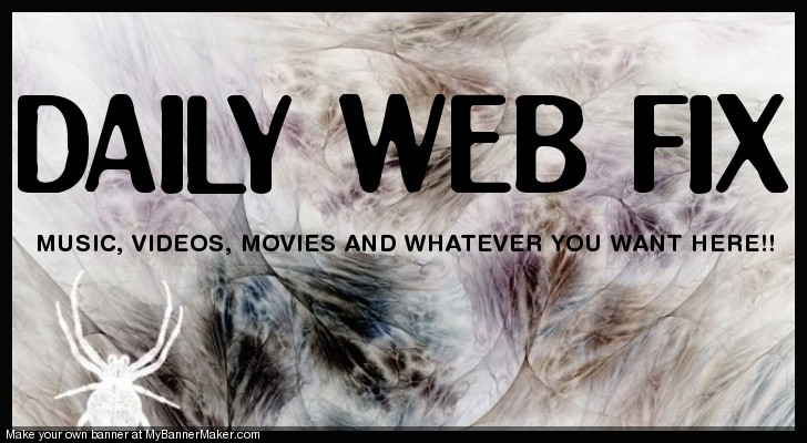 Daily Web Fix  :|:  Arachnids of The Web