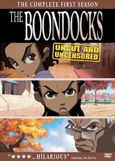 Daily web fix arachnids of the web mu rs boondocks season 1 dvd - Boondocks season download ...