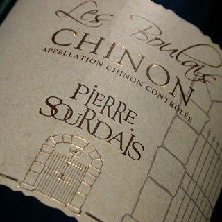 Pierre Sourdais, Les Boulais, Chinon