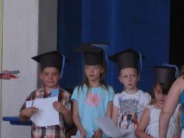 Kindergarten Graduate!