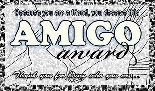 The Amigo Award