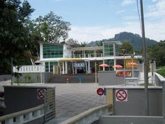 Taiping Coronation Swimming Pool renovated in 2009.
