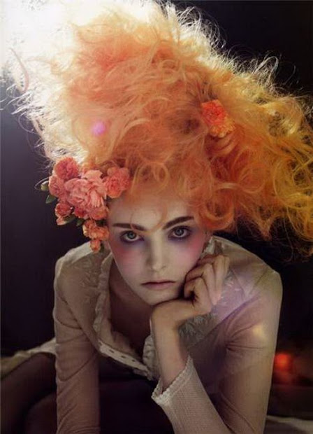 crazy hairstyles - women hairstyle