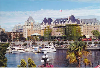 Beautiful Victoria, BC