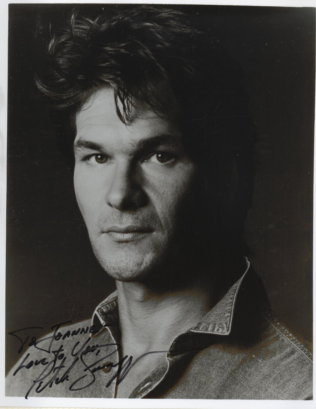 Patrick Swayze A Life In Pictures: Tahoma Beadworks & Photography: Star Collector