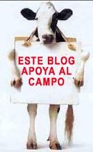 Blog 100% a favor del Campo
