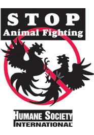 Stop Animal Fighting
