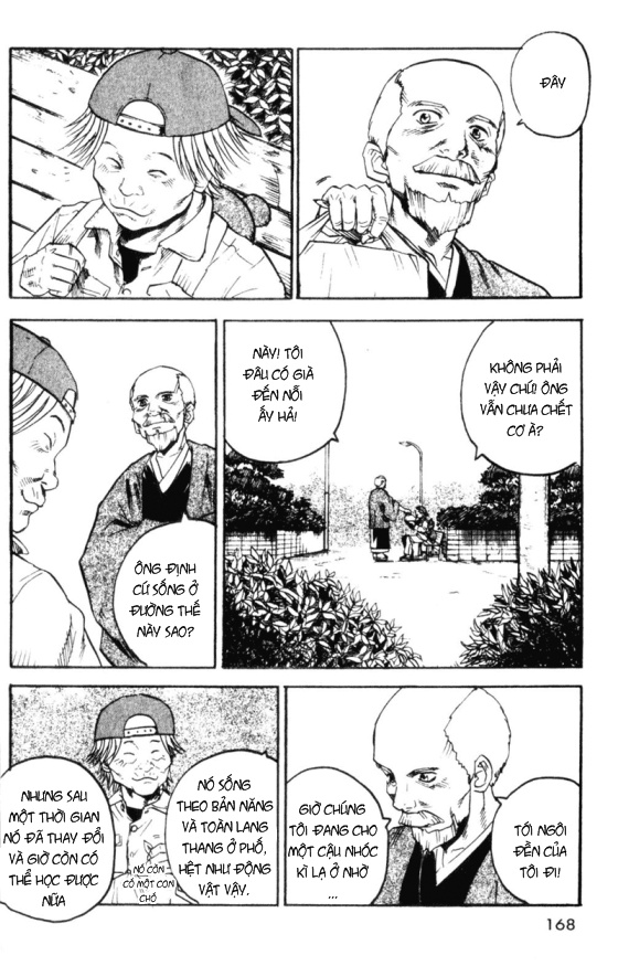 Togari chapter 68 - end trang 7