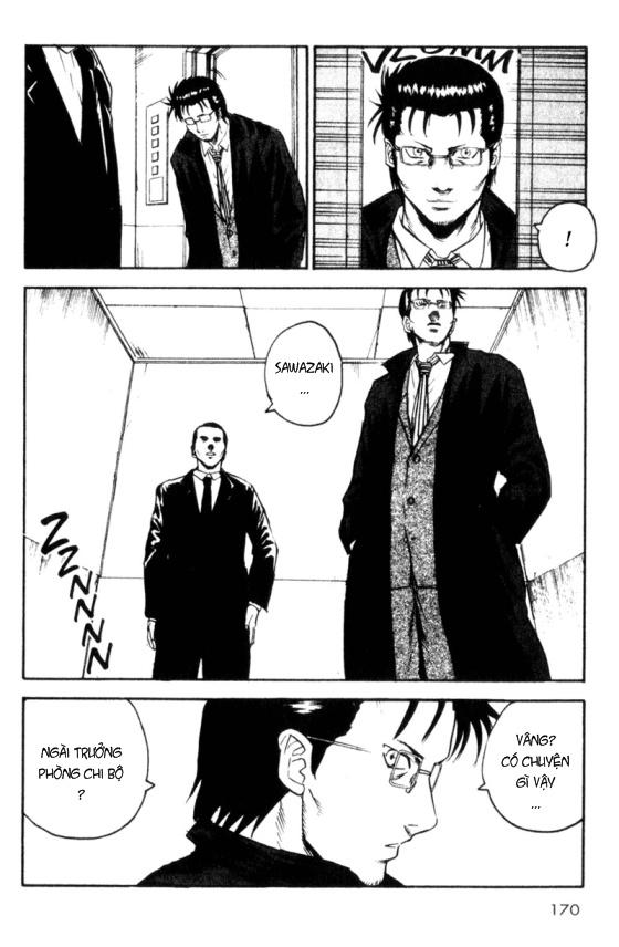 Togari chapter 68 - end trang 9