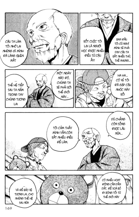 Togari chapter 68 - end trang 8