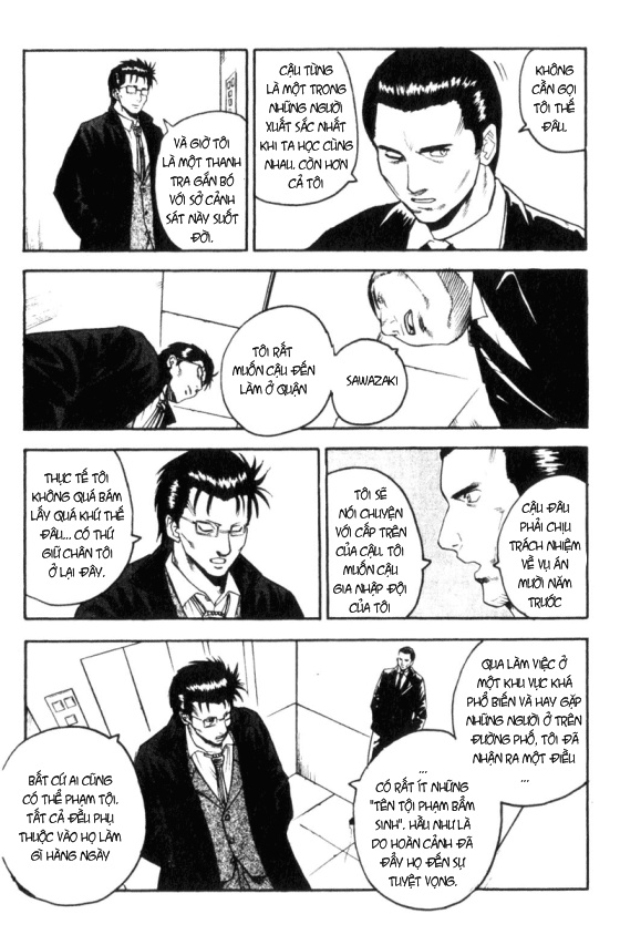 Togari chapter 68 - end trang 10