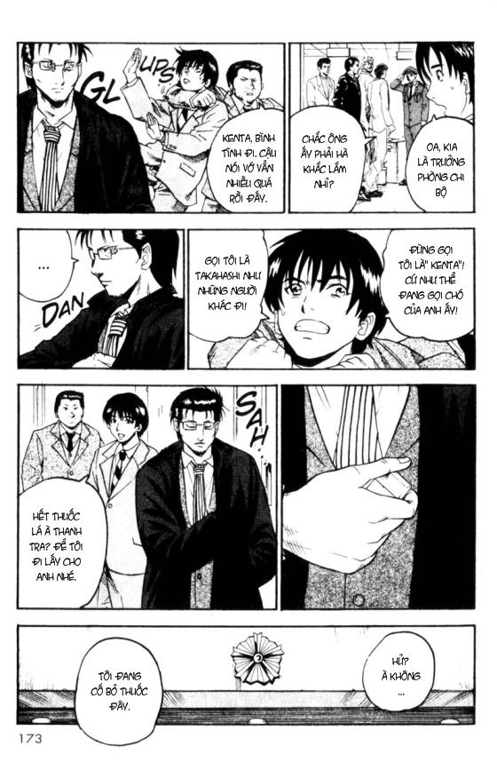 Togari chapter 68 - end trang 12