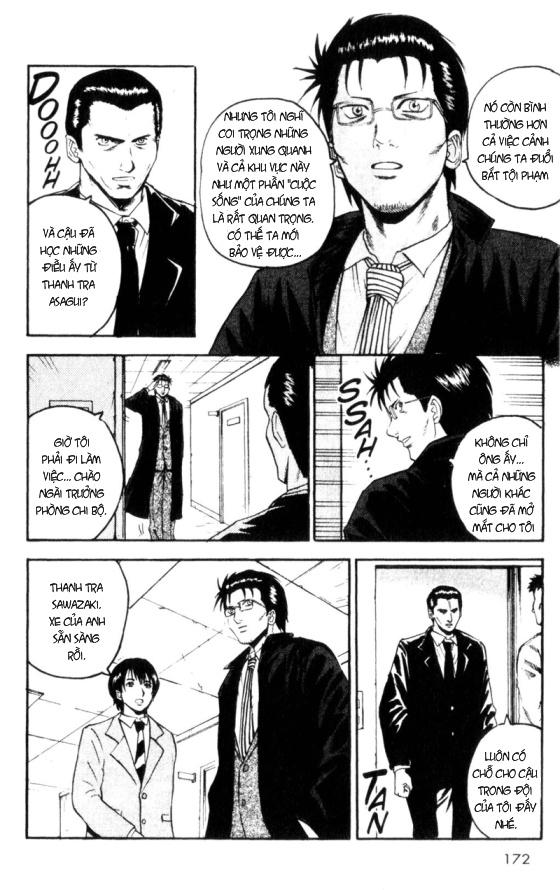 Togari chapter 68 - end trang 11