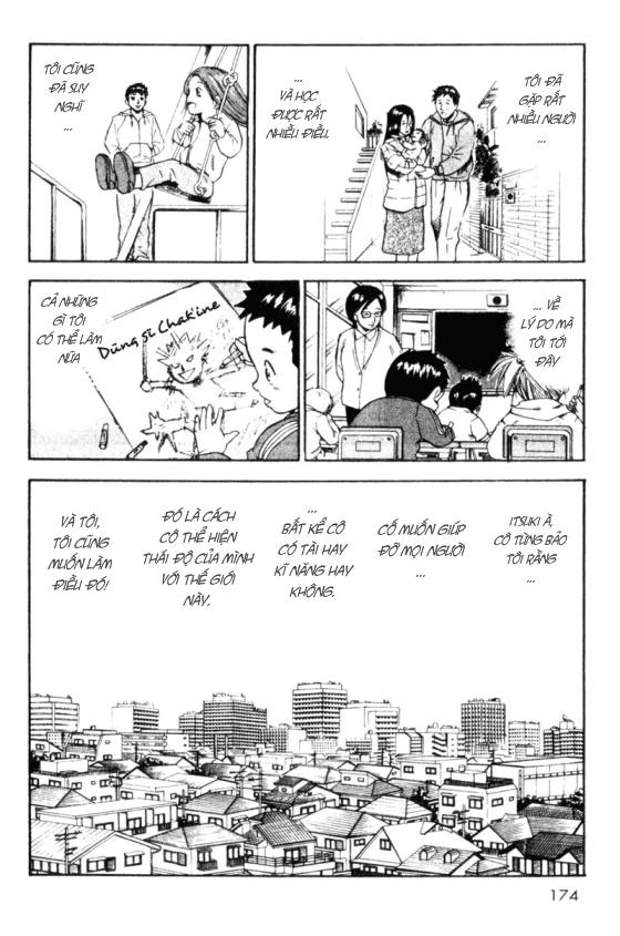 Togari chapter 68 - end trang 13