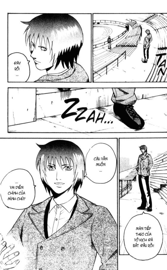 Togari chapter 68 - end trang 16