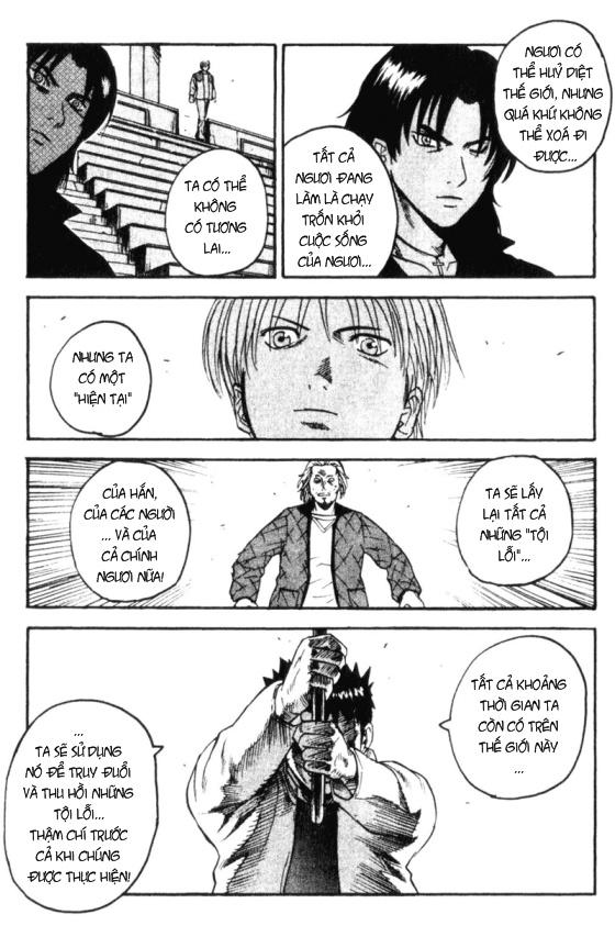 Togari chapter 68 - end trang 18