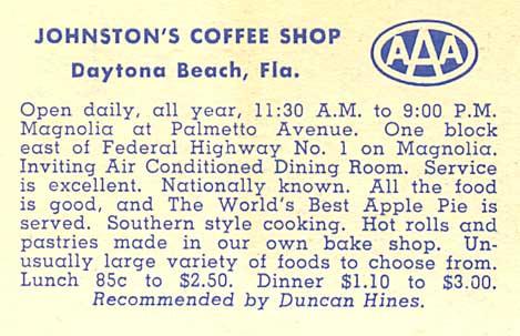 Johnston S Coffee