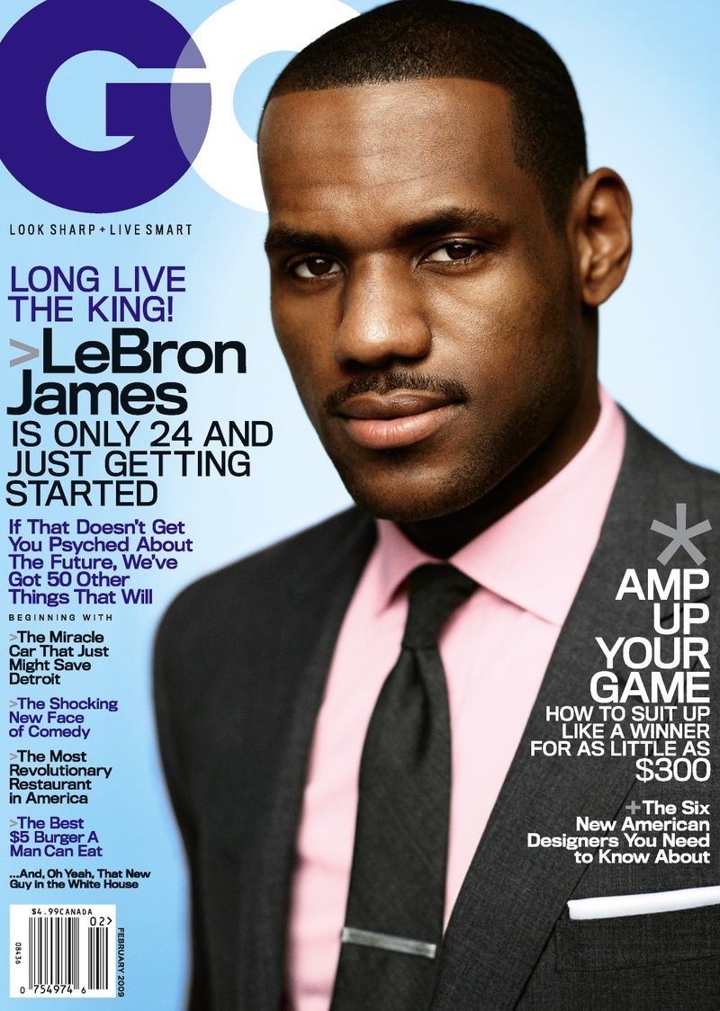 Gq Magazine The Secrets Of R Kelly: Whose GQ Cover Is Better: LeBron Or Dwyane's?
