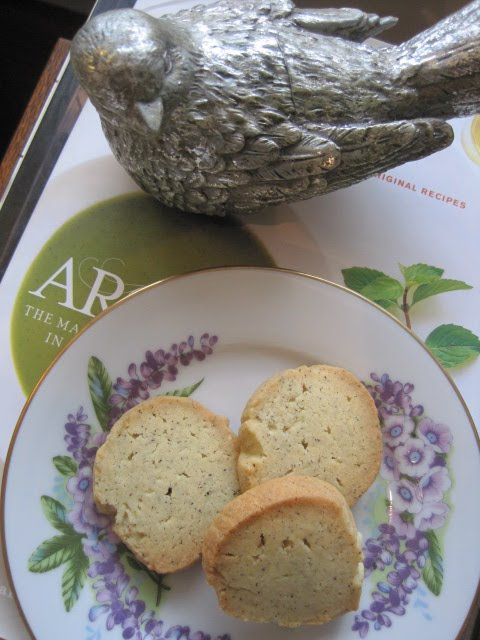aromatherapy, Chai tea, Chai Tea biscuit recipe, Chai Tea Cookies, Earl Grey Tea, Recipe, Natasha in Oz, Vignette