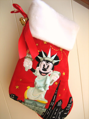 Christmas Stockings and Old Saint Nick.
