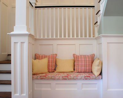 Wainscoting Inspiration and Decorating Ideas, Natasha in Oz