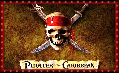 Natasha in Oz, Pirates of the Caribbean: Dead Man's Chest, Tuesday Tune,