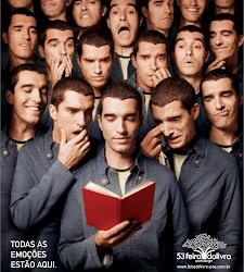 Todas as emoções ao  ler um livro