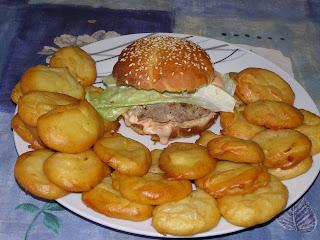 recettes  Pommes dauphine Maison