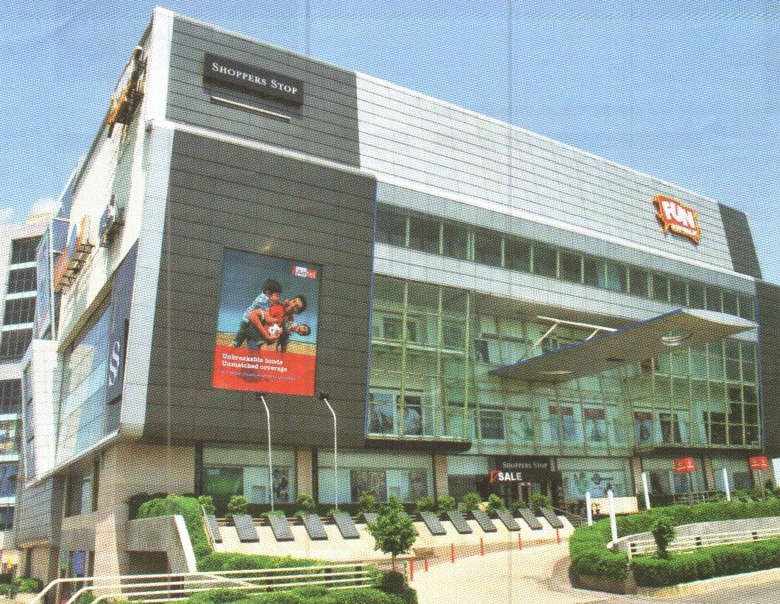 Fun Cinemas Lucknow Food Court