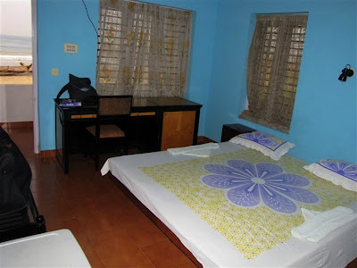 rock view room kovallam