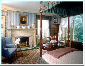 The Historic Interior Boscobel An American Federal