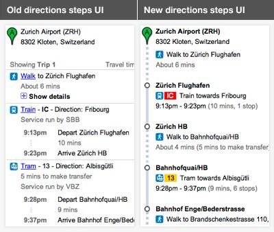 Google Maps Routenplaner 3