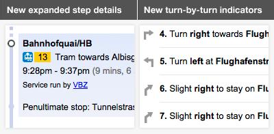 Google Maps Routenplaner 4