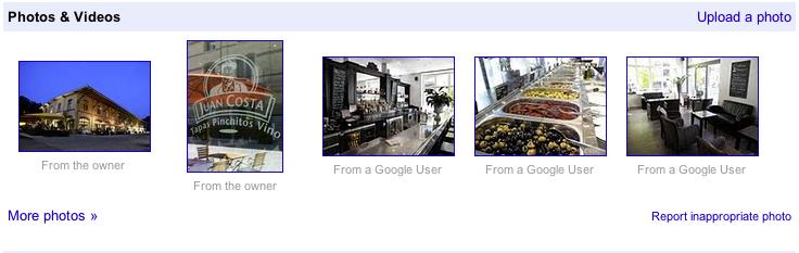 Ajoutez vos propres photos sur Google Maps !