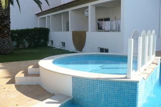 Algarve Ferias Albufeira - Piscina do Apartamento