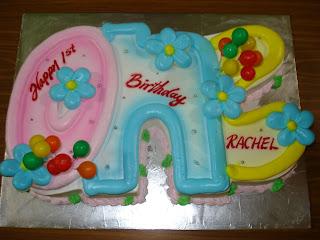 Lionel N Rachel Rachel S 1 Year Old Birthday Cake