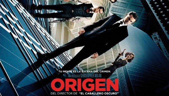 "Cine: ""Origen"" con Leonardo DiCaprio."