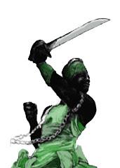 OGUN (imagem do Ilê Ifé - Nigéria)