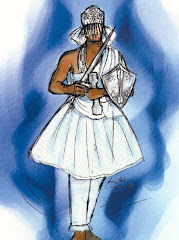 OXALÁ (sua forma jovem-Oxaguiã)