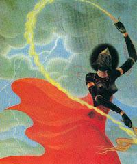 INHANSÃ (a deusa dos raios)