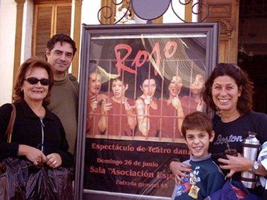Rojo- Villa Constitución
